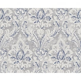 AS Creation Classic Damask Pattern Paint Motif Textured Vinyl Wallpaper 304946
