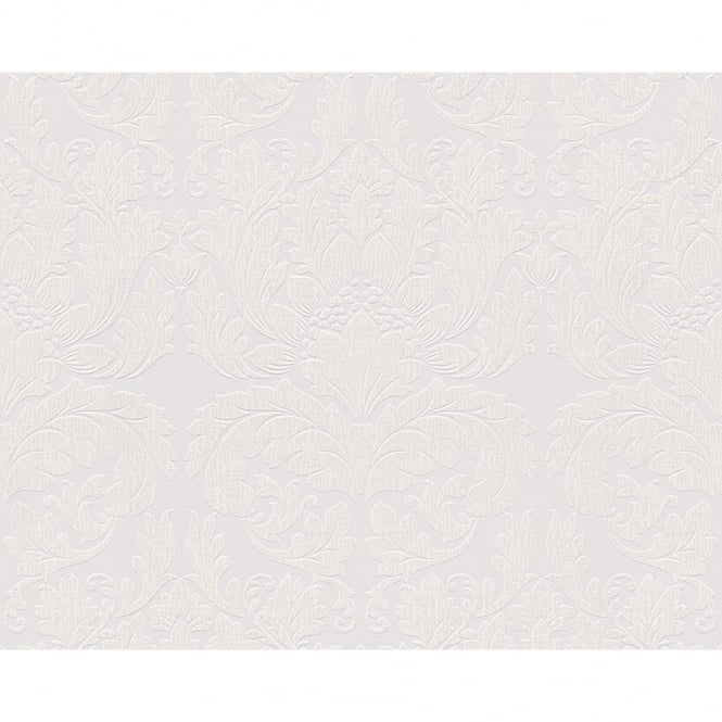 A.S. Creation AS Creation Floral Damask Pattern Wallpaper Designer Textured Glitter Motif 303961
