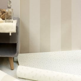 AS Creation Liberte Striped Pattern Pastel Colour Textured Wallpaper 314055
