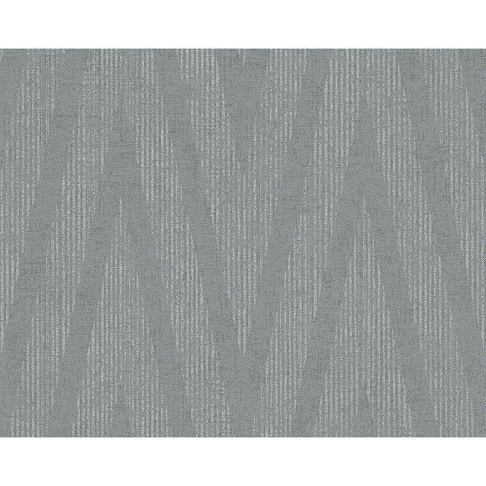 as creation plain textured pattern wallpaper metallic stripe  - as creation plain textured pattern wallpaper modern metallic stripe motif