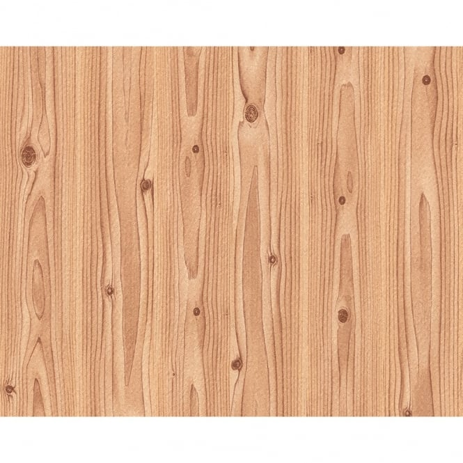 A.S. Creation AS Creation Wood Effect Pattern Pine Oak Embossed Mural Wallpaper 779915
