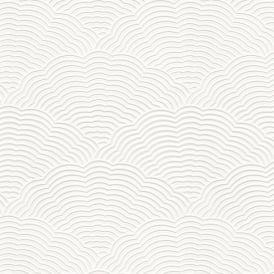 Belgravia Richmond Artex Stripe Pattern Paintable Embossed Wallpaper 5807