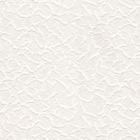 Belgravia Richmond Cracked Ice Pattern Paintable Embossed Vinyl Wallpaper 5830