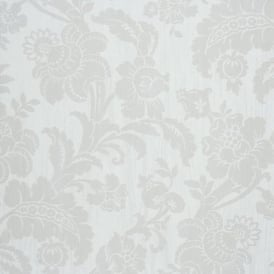 BN Wallcoverings Luxury Bloomsbury Floral Textured Flower Wallpaper 49210