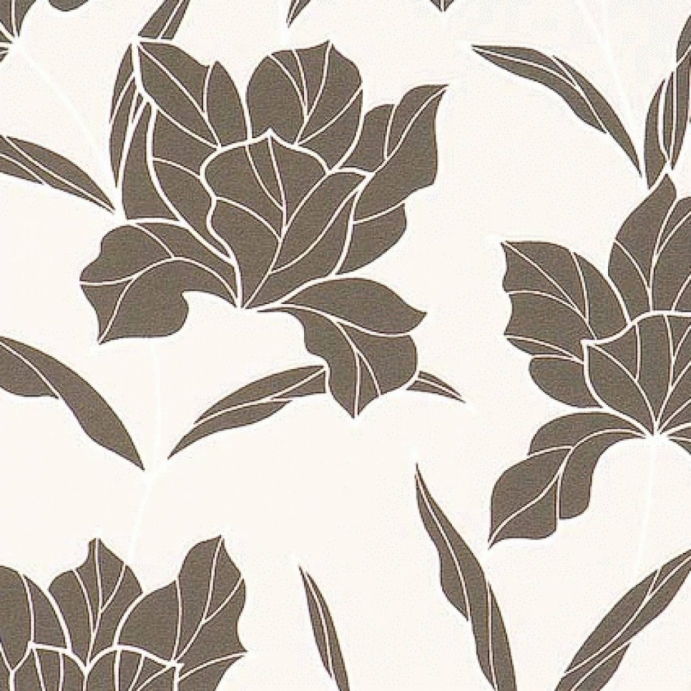 BN Wallcoverings Style Statement Floral Leaf Embossed Non Woven Wallpaper 46272