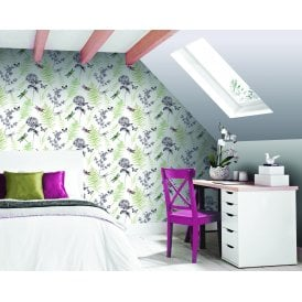 Arthouse Butterfly Wallpaper | Arthouse Bird Wallpaper | I ...