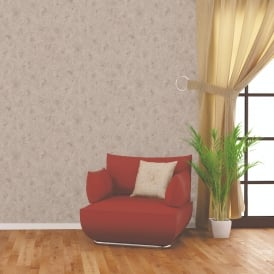 Debona Crystal Plain Pattern Metallic Textured Glitter Classic Vinyl Wallpaper 9028