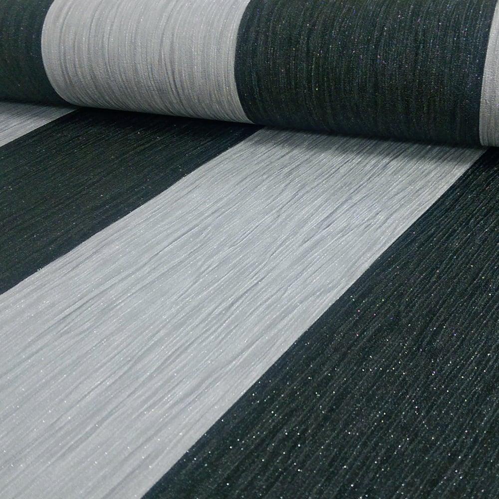 Debona Crystal Stripe Pattern Striped Textured Glitter