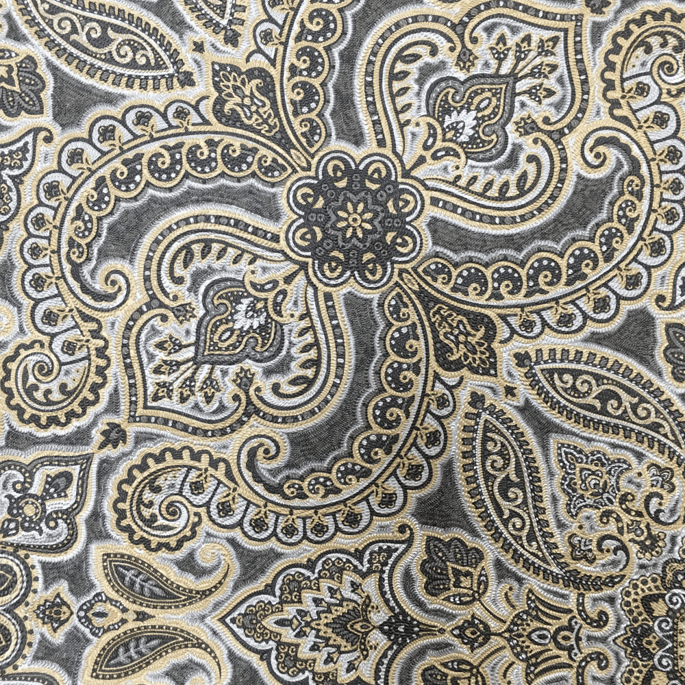 Debona Exclusive Luxury Vinyl Persia Textured Paisley Decorative