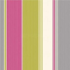 Debona Feathers Stripe Pattern Contemporary Bright Colour Wallpaper 30292