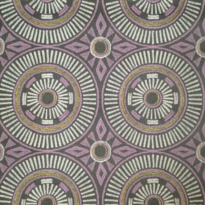 Direct Wallpapers Direct Aztec Fabric Style Inca Tribal Motif Designer Blown Vinyl Wallpaper J11606