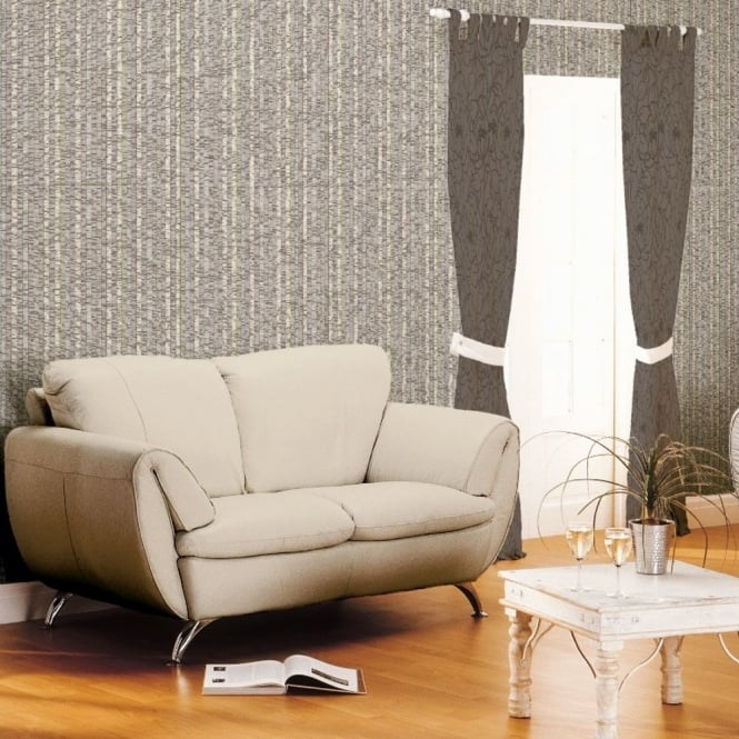 Direct Wallpapers Direct Pavilion Stripe Bar Motif Striped Pattern Metallic Aztec Wallpaper E80107