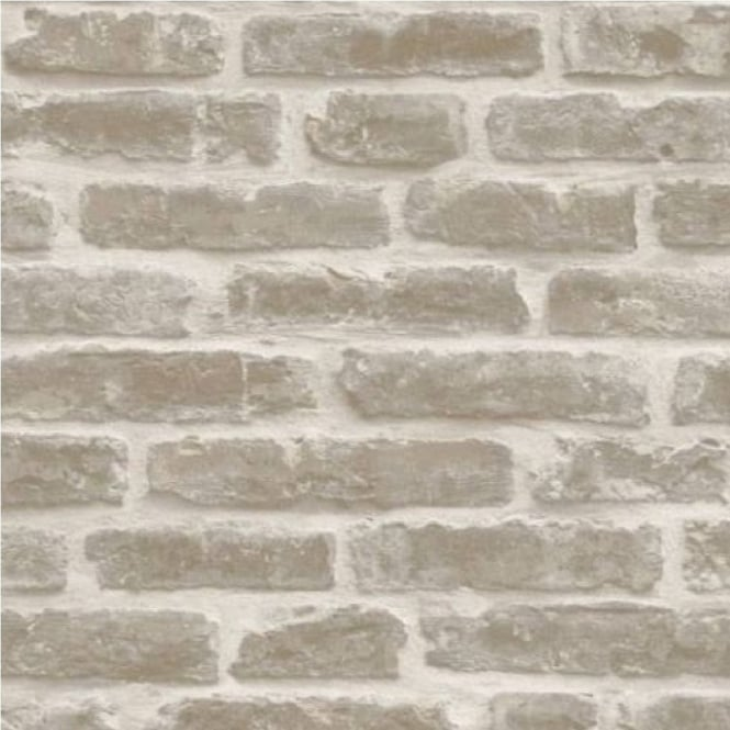 Direct Wallpapers Decorpassion Rustic Brick Effect Wallpaper J34407