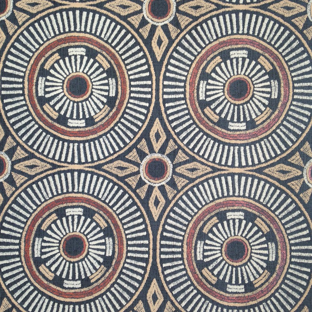 direct aztec fabric style inca tribal motif vinyl wallpaper j11605. Black Bedroom Furniture Sets. Home Design Ideas