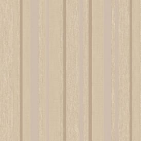 Direct Striped Textured Blown Vinyl Metallic Stripe Designer Wallpaper J48917