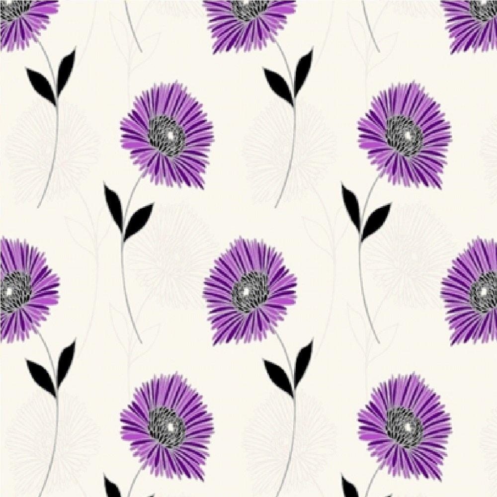 Direct Wallpapers Felicity Floral Metallic Flower