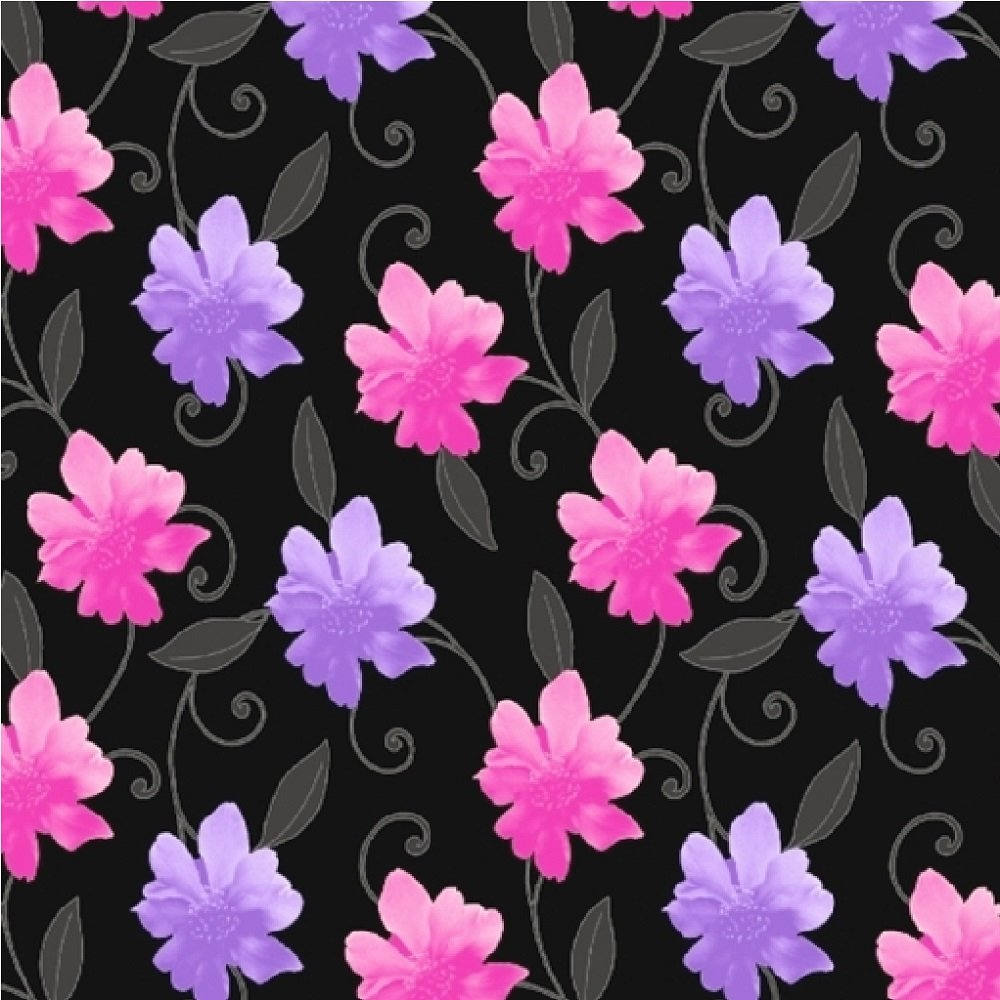 Wallpaper Direct: Direct Wallpapers Majestic Floral Flower Trail Wallpaper