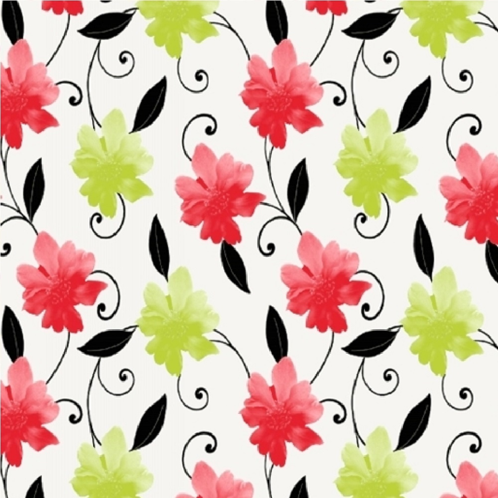 Direct Wallpapers Majestic Floral Flower Trail Wallpaper