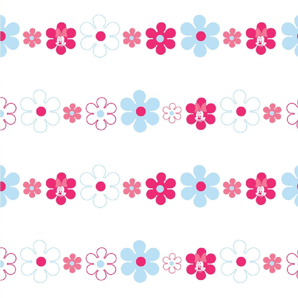 Home Wallpaper Disney Minnie Mouse Bows amp Daisies