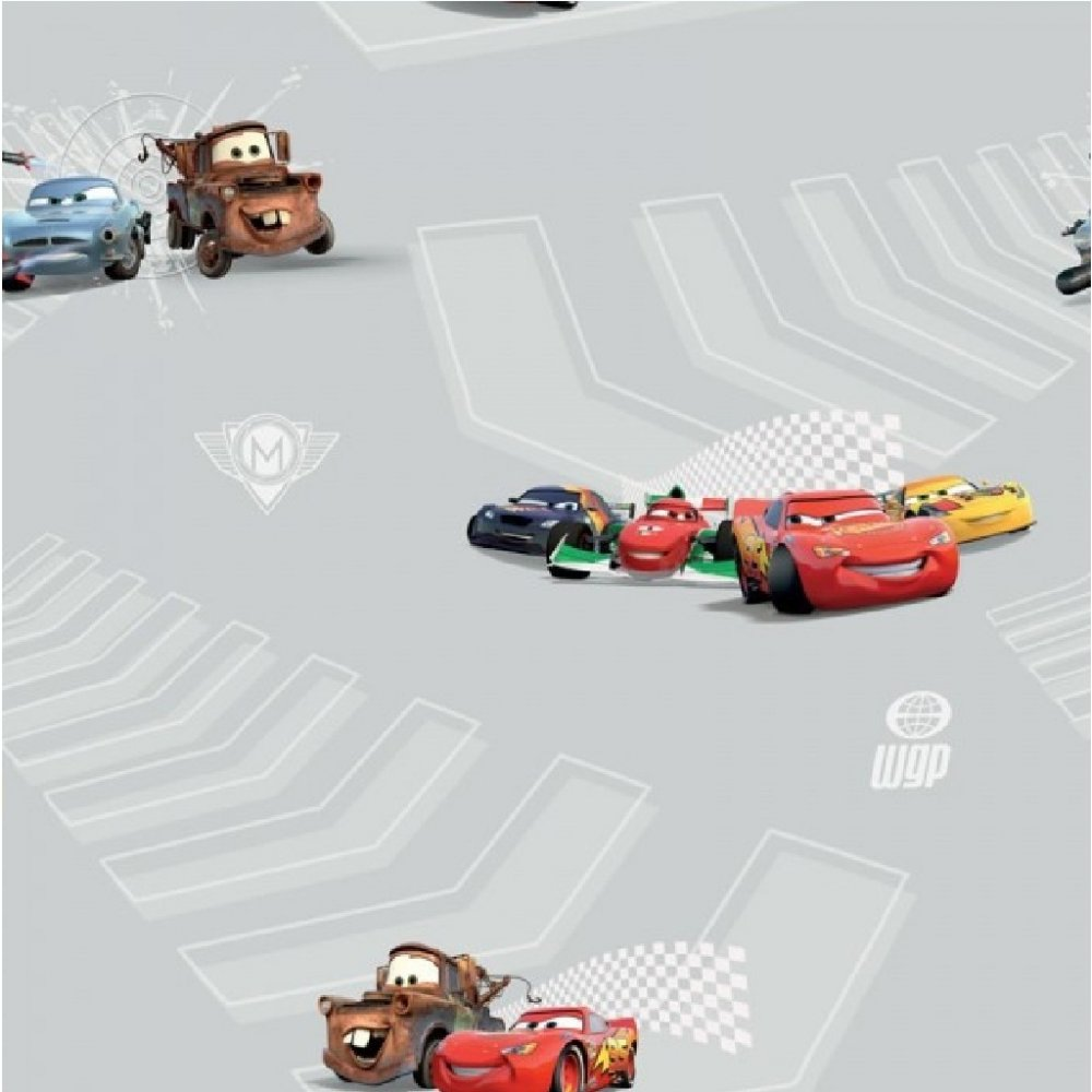 Disney cars 2 lightning mcqueen race track childrens - Disney cars wallpaper ...