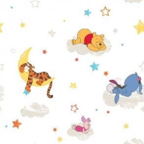 Disney Pooh Rise & Shine Wallpaper DF70799