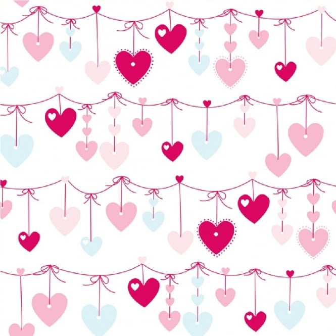 Disney Princess Garland Of Hearts Wallpaper 71599