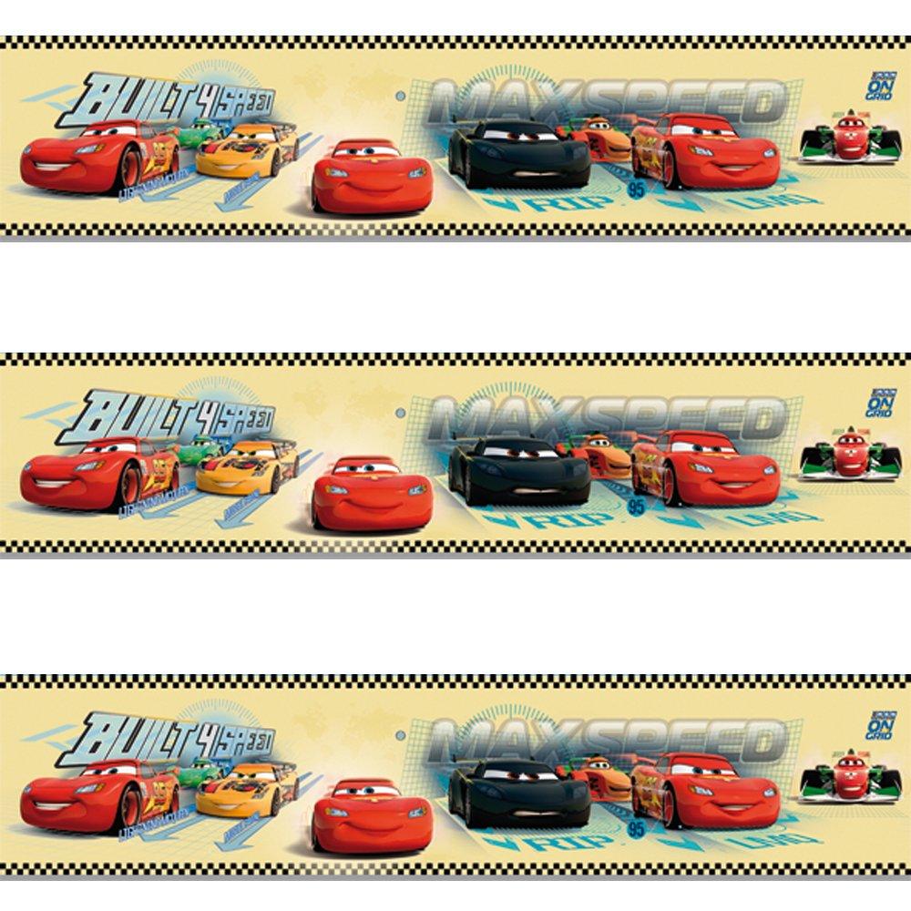 cars 2 wallpaper border - photo #2