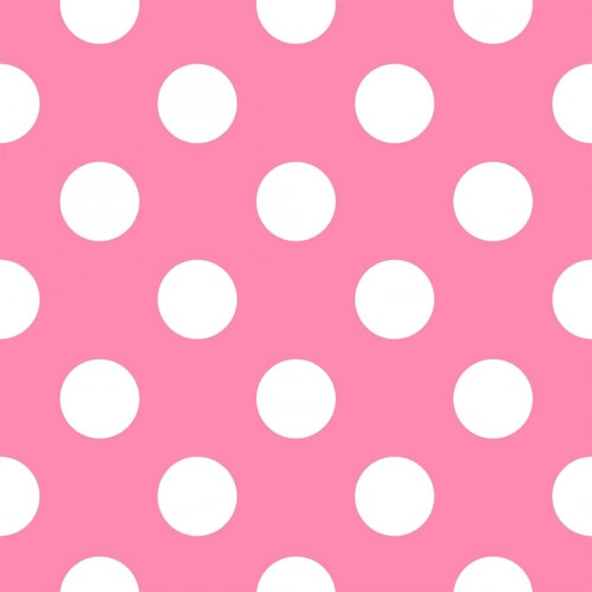 Disney Galerie Official Minnie Mouse Polka Dot Childrens Wallpaper MO3006-2