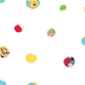 Disney Pooh Bother Free Day Wallpaper DF70599