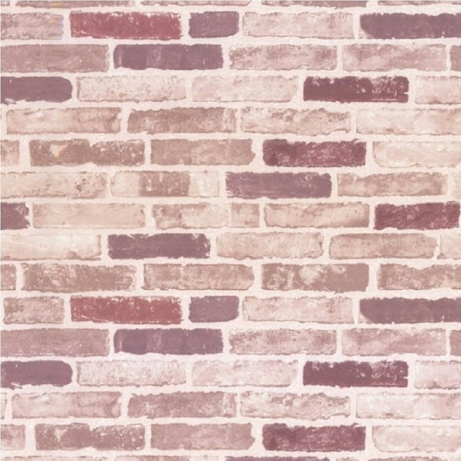 Erismann Brix Brick Effect Wallpaper 6703-06