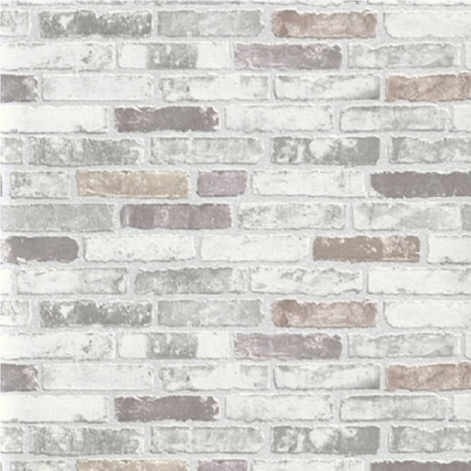 Erismann Brix Brick Effect Wallpaper 6703-10