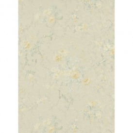 Erismann Classic Moments Floral Leaf Motif Textured Vinyl Wallpaper 5788-03