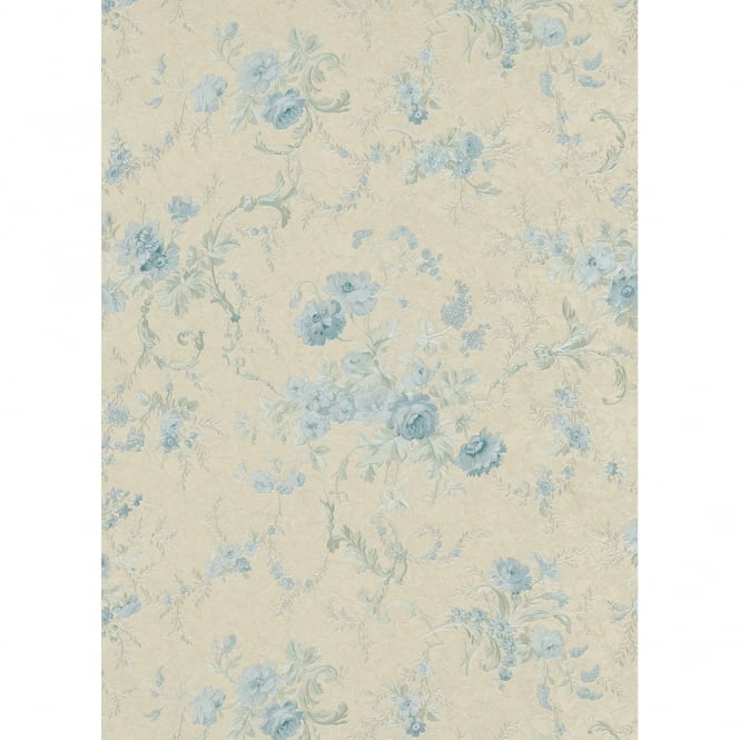 Erismann Classic Moments Floral Leaf Motif Textured Vinyl Wallpaper 5788-14