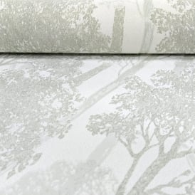 Erismann Countryside Forest Pattern Wallpaper Trees Wood Motif Textured Glitter 5965-07