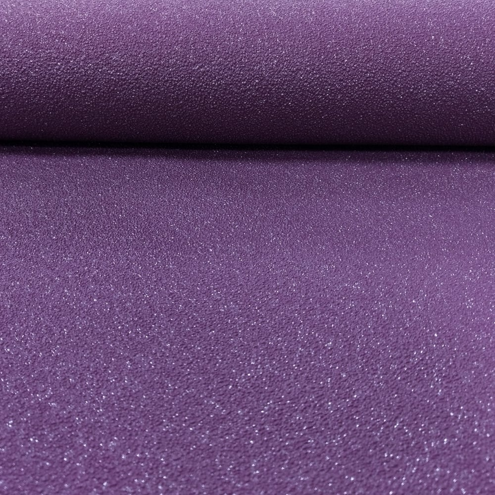 Erismann Crystal Colours Plain Pattern Wallpaper Glitter Motif Non Woven Textured 6314 09 Purple I Want Wallpaper