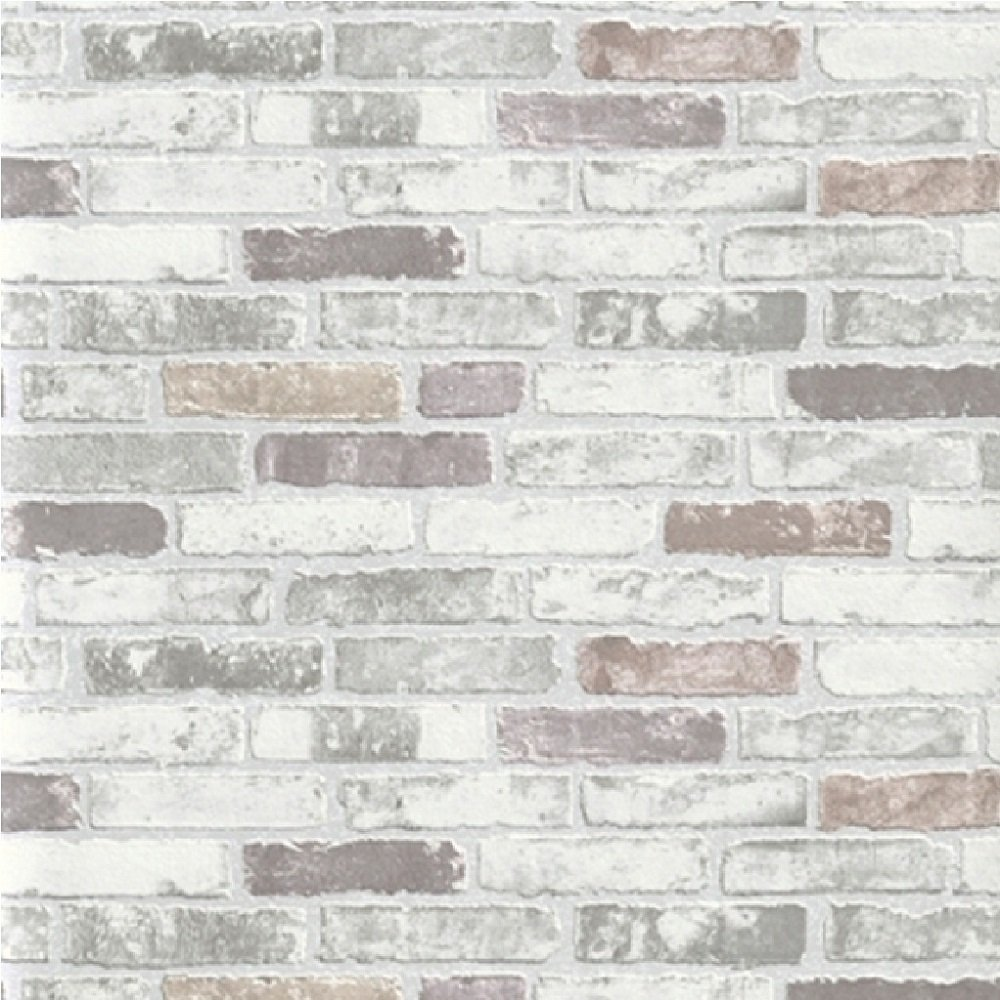 I Love Wallpaper Brick Effect : Brick Effect Pattern Wallpaper Brick Wall Murals Tattoo Design Bild