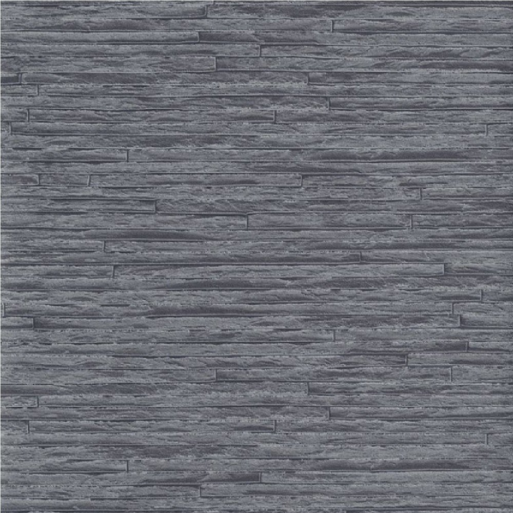 Erisman Brix Slate Wallpaper