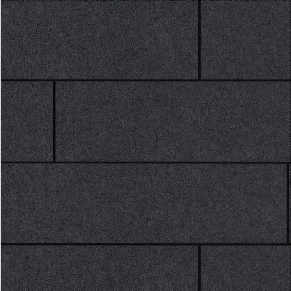 Erismann Brix Stone Tile Brick Embossed Textured Wallpaper