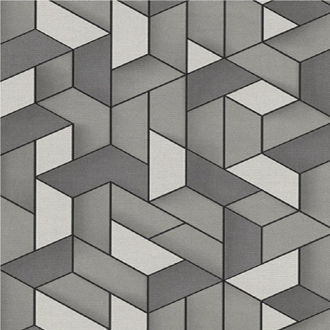 Erismann Levante 3D Geometric Wallpaper 5765 47