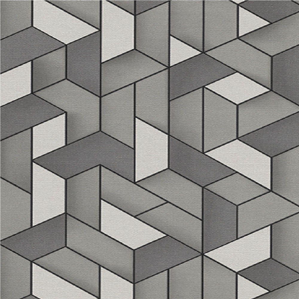 Home wallpaper erismann erismann levante 3d geometric