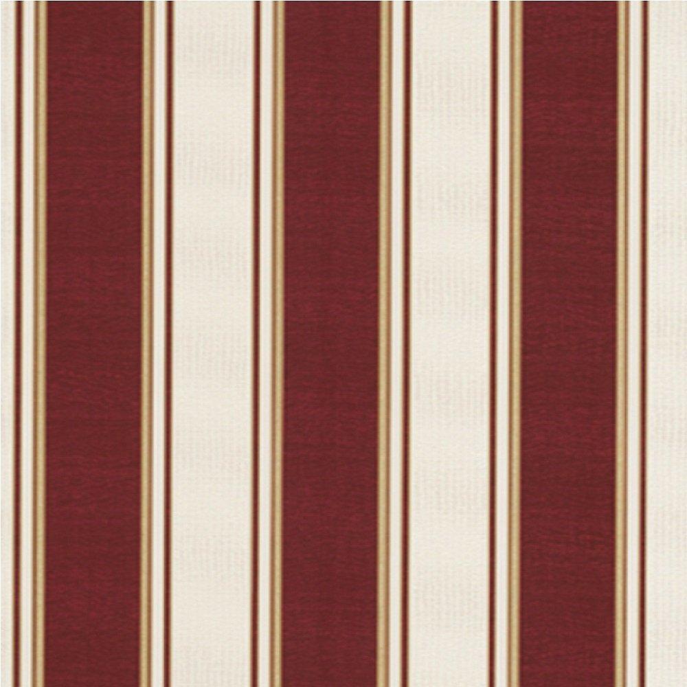 Erismann royal leaf stripe embossed textured vinyl for Striped vinyl wallpaper