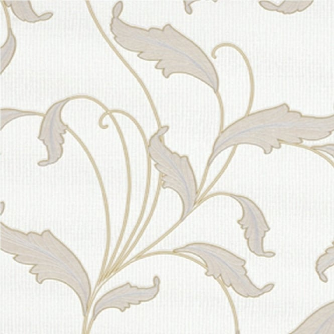 Erismann Royal Leaf Trail Wallpaper 9667-02