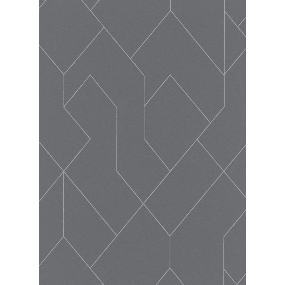 Erismann Graphic Arts Geometric Modern Geo Line Wallpaper