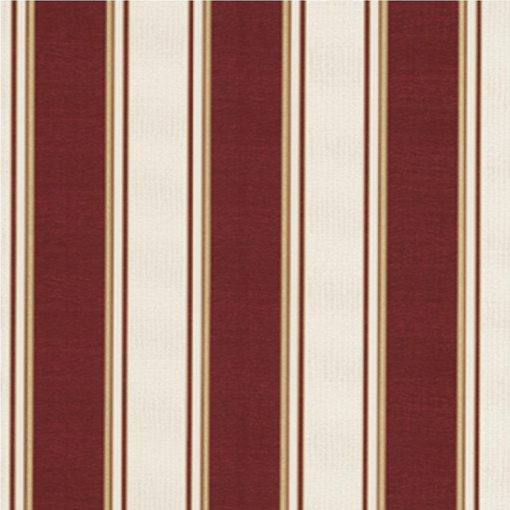 Erismann royal leaf stripe embossed textured vinyl for Striped kitchen wallpaper