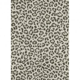 Erismann Sambesi Leopard Spot Fur Animal Print Textured Vinyl Wallpaper 5901-10