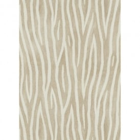 Erismann Sambesi Zebra Stripe Animal Print Luxury Textured Wallpaper 5905-37