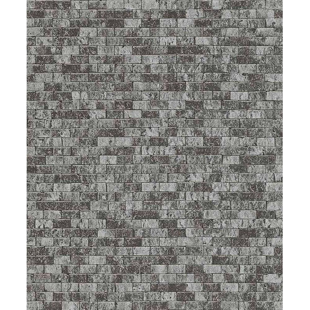 Erismann Erismann Stone Brick Pattern Wallpaper Embossed Faux Effect Realistic 6941 15