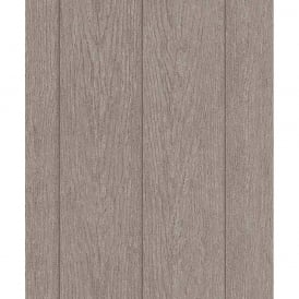 Erismann Wood Beam Pattern Wallpaper Panel Stripe Realistic Embossed Motif 6944-11