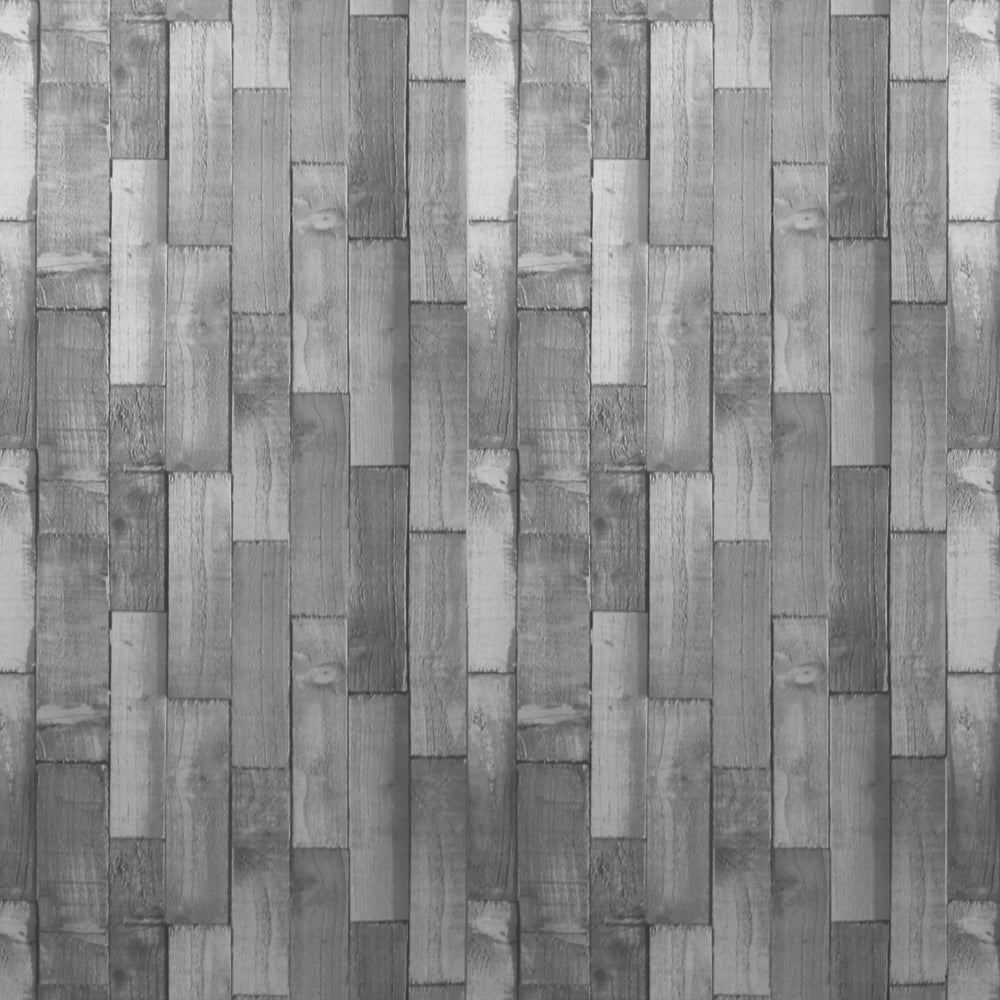 Exclusive Arthouse Driftwood Panel Pattern Wood Faux Effect Wallpaper 666601