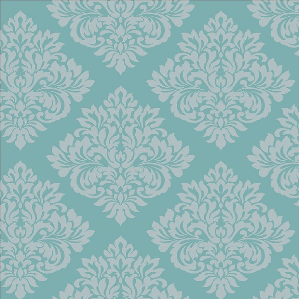 fine decor decorline sparkle damask metallic glitter